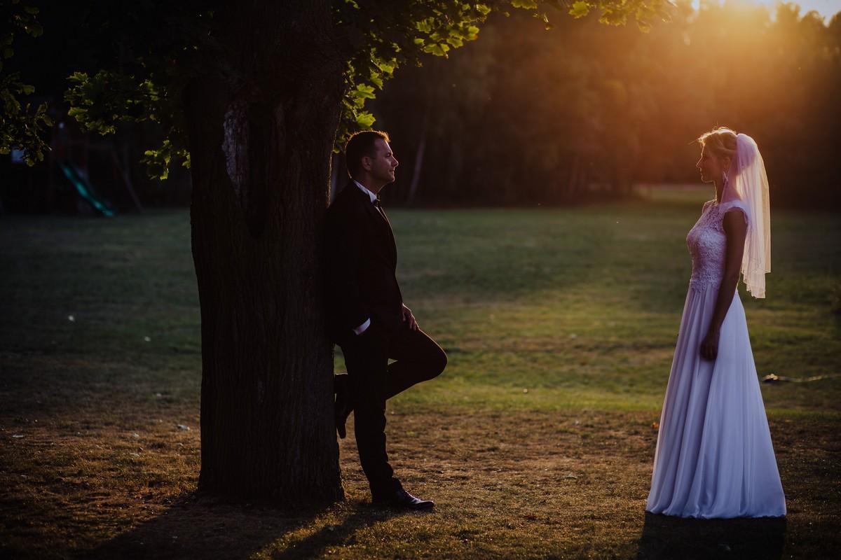 Fotografia ślubna Przy Złotej Wyspie
