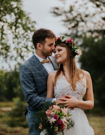 Sesja ślubna boho158