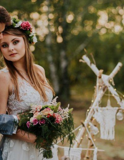 Sesja ślubna boho163