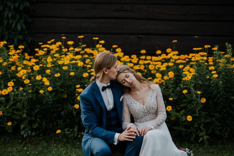 Magda i Wojtek – reportaż ślubny i sesja