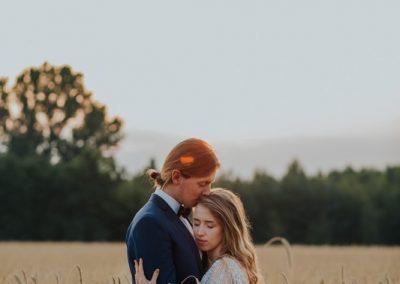 Fotografia ślubna Toruń boho