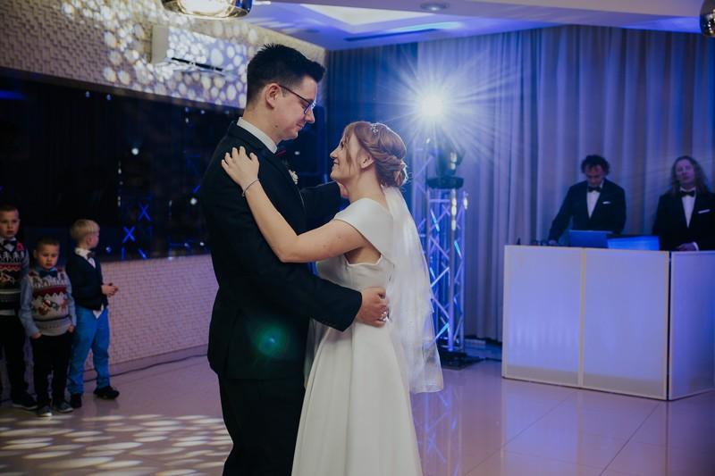 M & P | zimowy ślub Tuchola