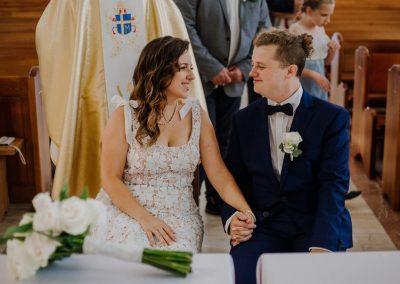 ślub przysiek