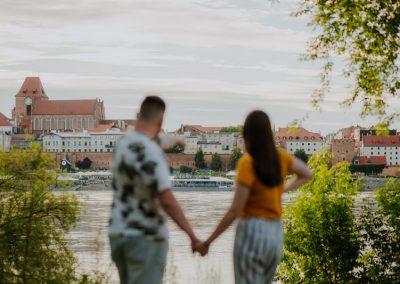 Sesja narzeczeńska Toruń