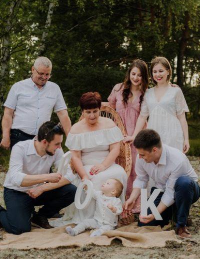 Sesja rodzinna Toruń