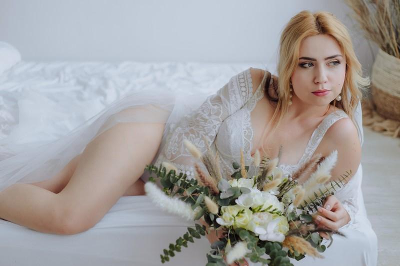 Ślubny sensual