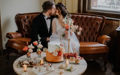 Sesja ślubna Pałac Wąsowo